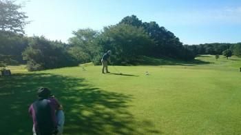 14年ゴルフコンペ写真3